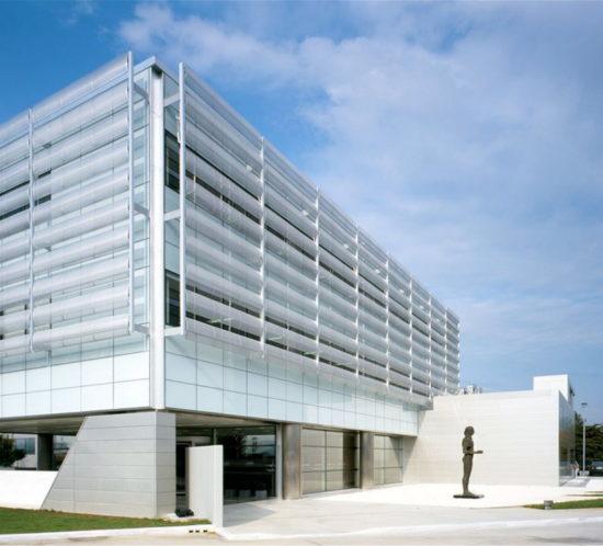 Office & Warehouse Complex, ABB, Thermi, Thessaloniki