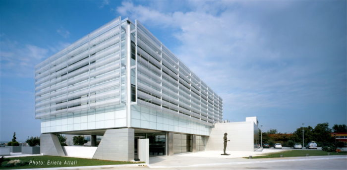 Office & Warehouse Complex, ABB, Thermi, Thessaloniki