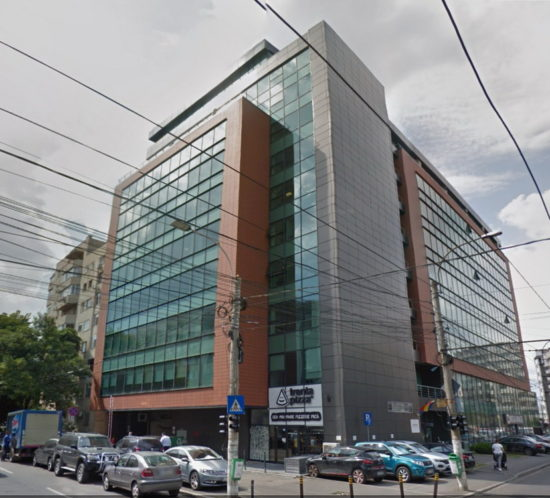 Delenco, Office Building, Bucharest