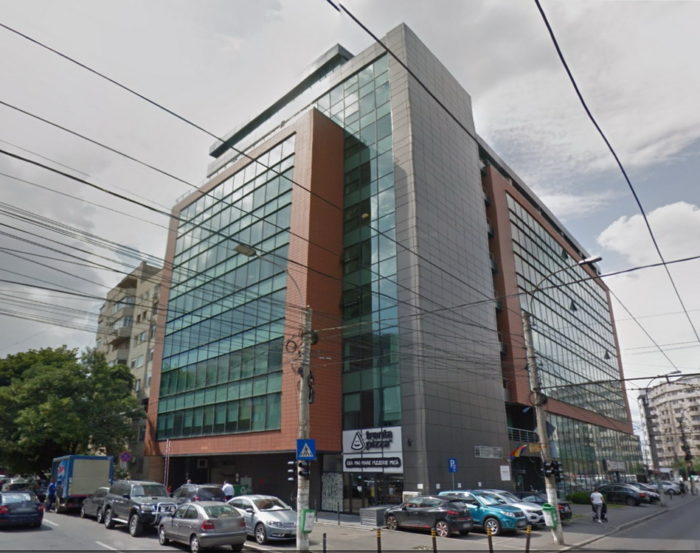 Delenco, Office Building, Bucharest