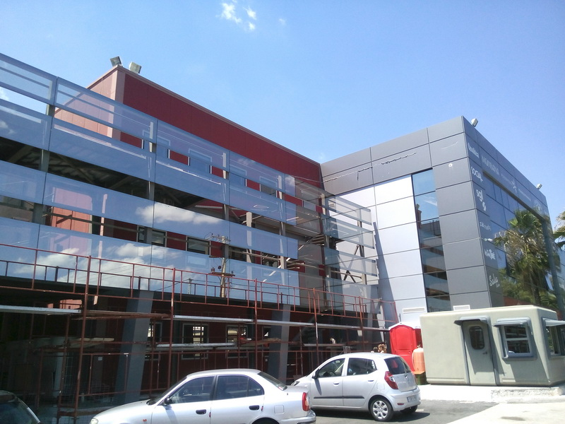 Office & Warehouse Complex, Peania, Athens
