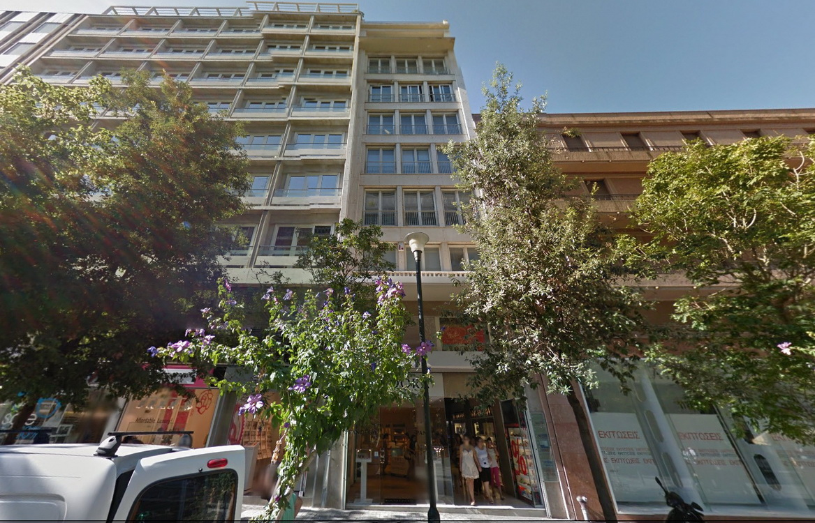 Office Building, Ermou, Athens