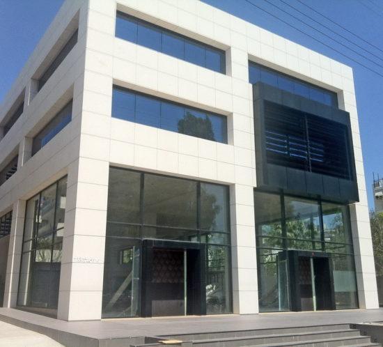 Shop Building, Glyfada, Athens