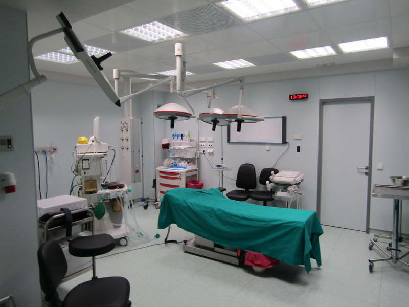"Oncological Center, One-day Surgery ""Nikos Kourkoulos"", Athens"