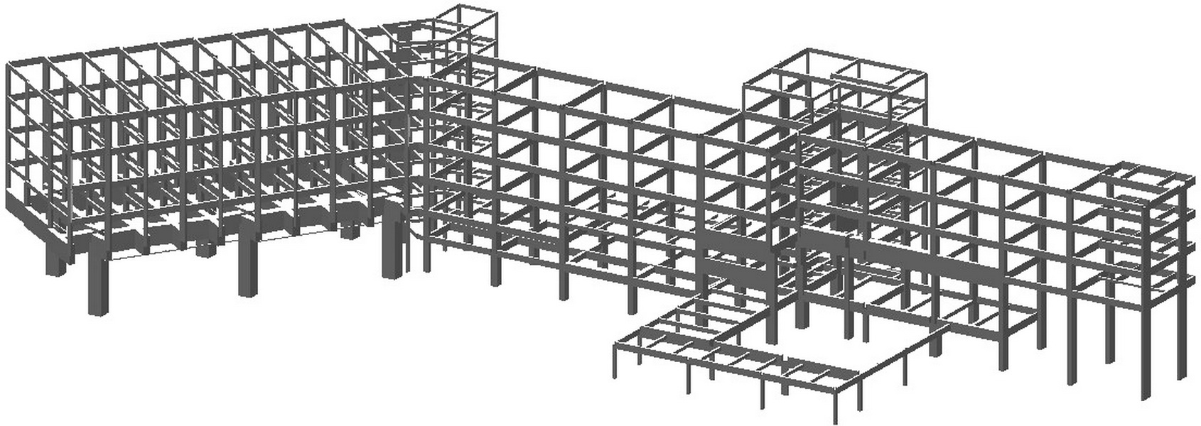 Costa Perla Hotel, Ermioni-Earthquake analysis building model