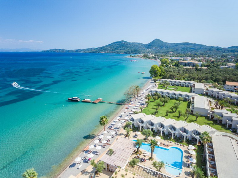 Mira Mare Hotel, Corfu Isle