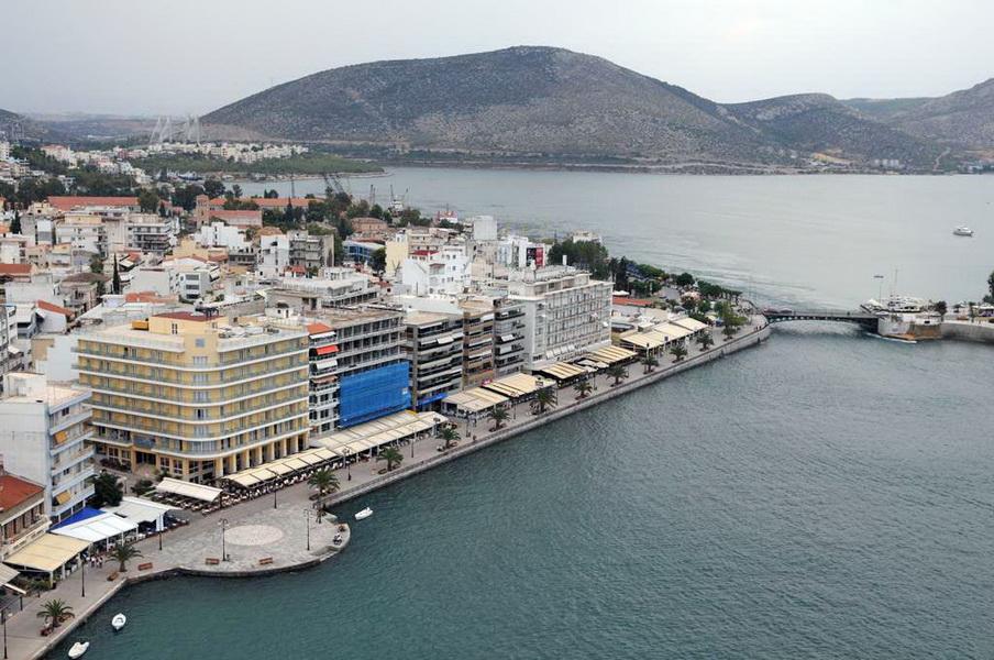 Palirroia Hotel, Chalkis