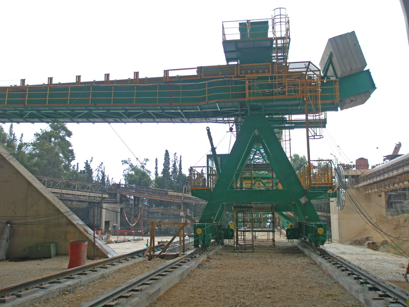 Cement Additives Storage 40.000 tn, AGET Heracles Volos Plant