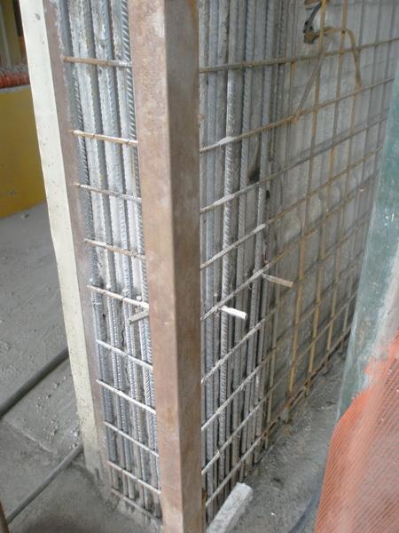 Cement Distribution Center AGET Heracles, Rio, Peloponnese-Gunite jacket, Composite Steel construction with gunite