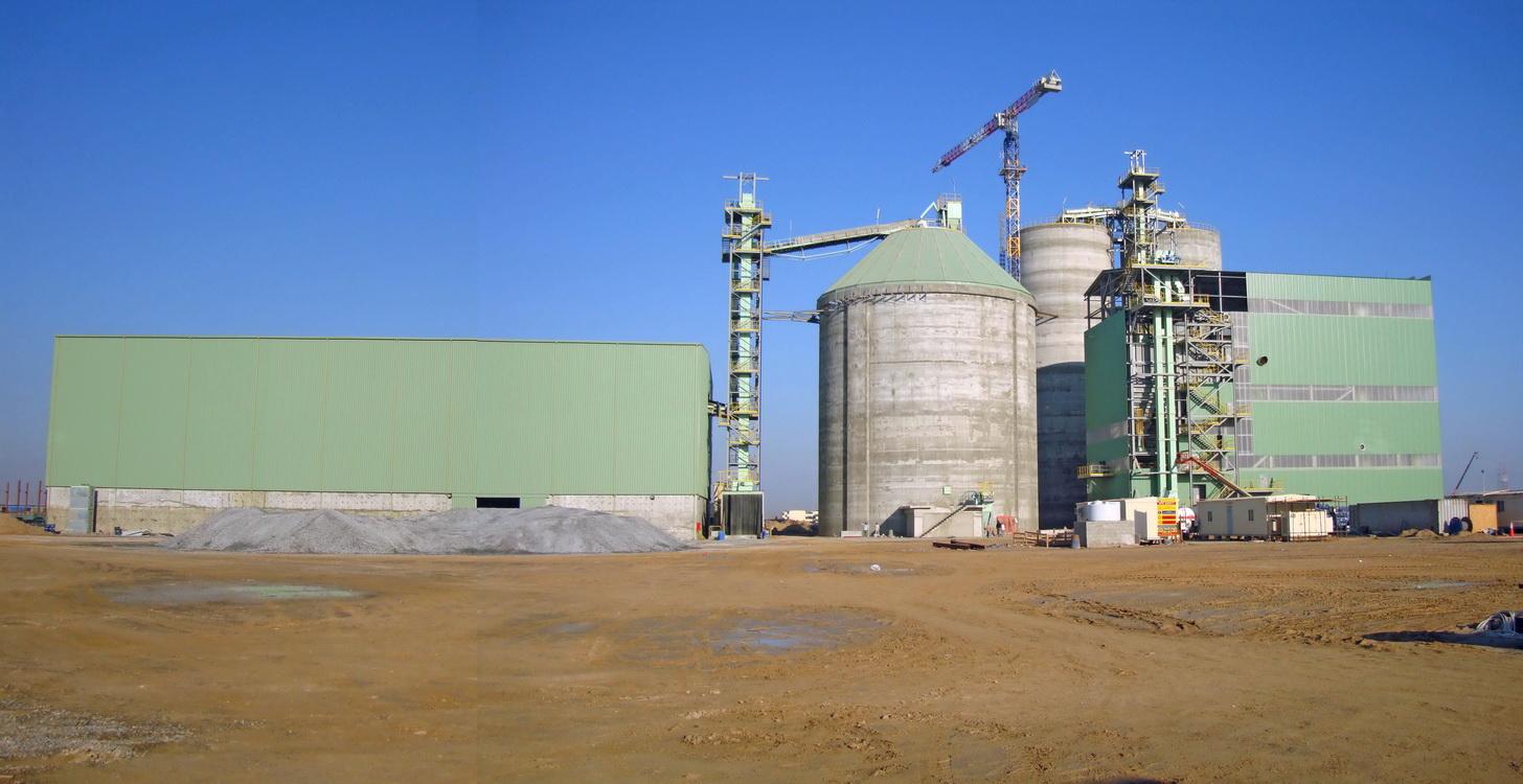 HCC Cement Plant, Sharjah, U.A.E.
