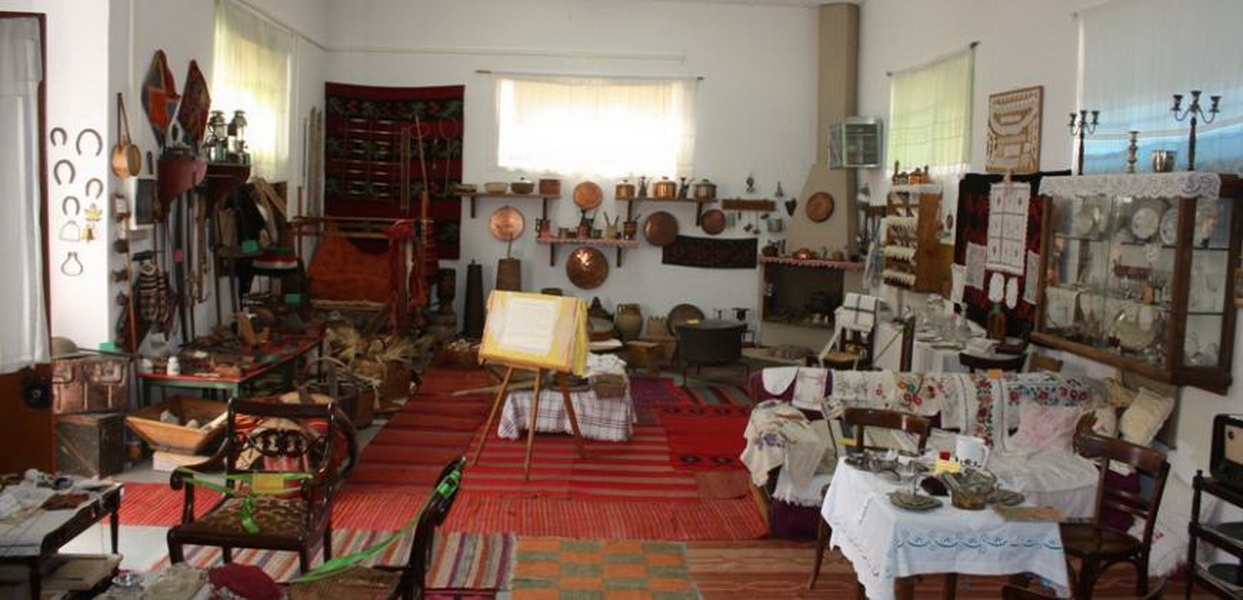 Folk Museum, Andritsaina