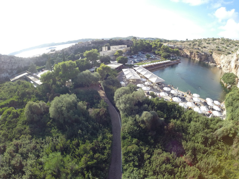 Hydrotherapy Center and Spa, Vouliagmeni Lake, Athens-Listed building