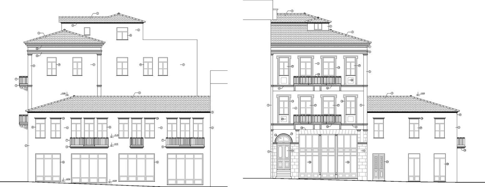 Listed Building, Aeolou, Athens