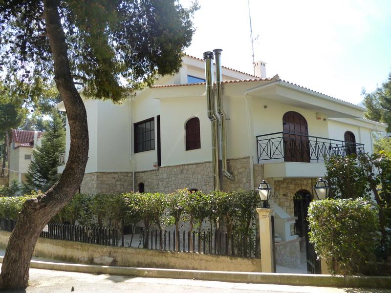 Family House, Anemonis, Dionysos, Athens