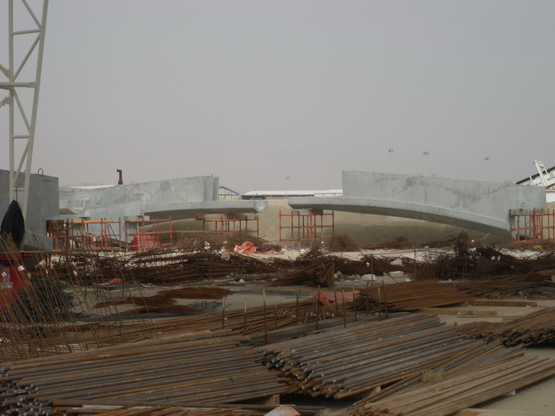 Amman International Airport, Queen Alia - 